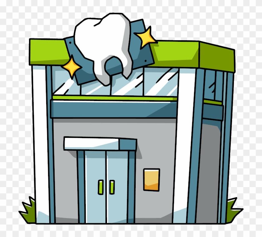 Dentist Clip Art - Dentist Office Clipart #7627