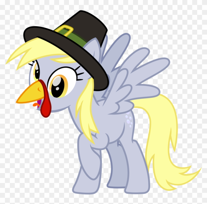 Have A Derpy Thanksgiving By Cheezedoodle96 - Cartoon #7638