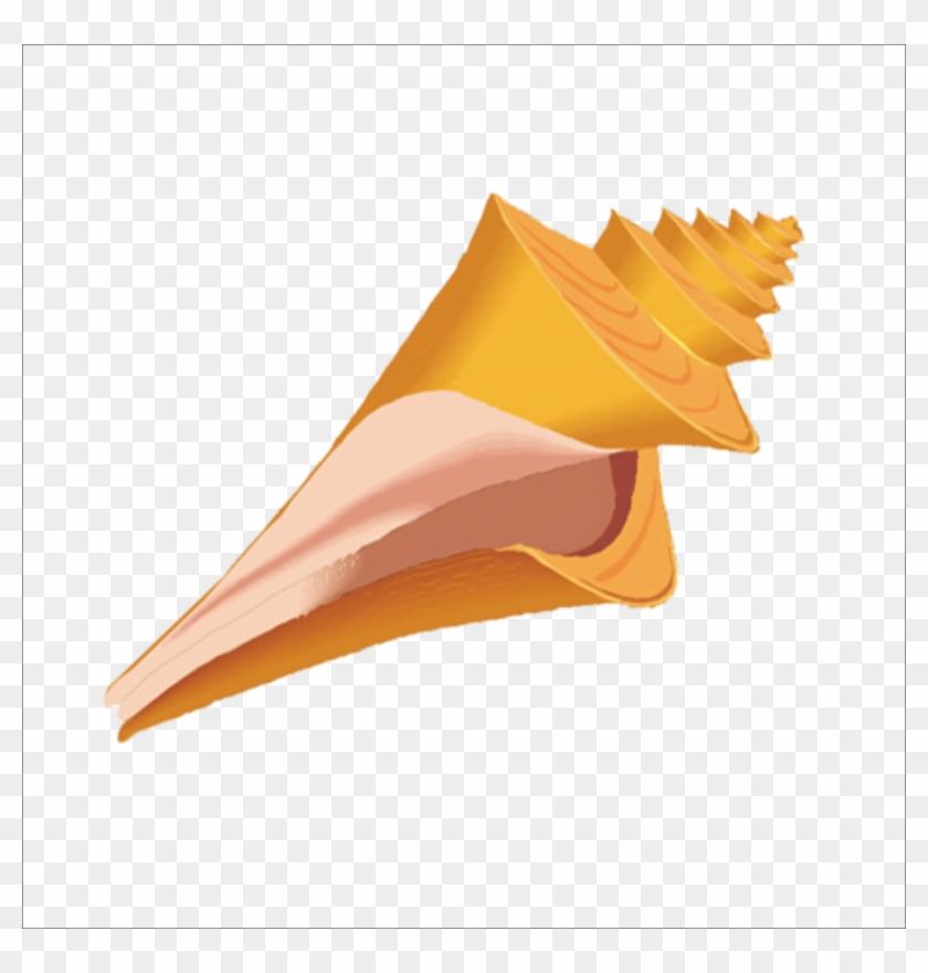 Seashell Mollusc Shell Clip Art - Shell Clipart Png Transparent #7674