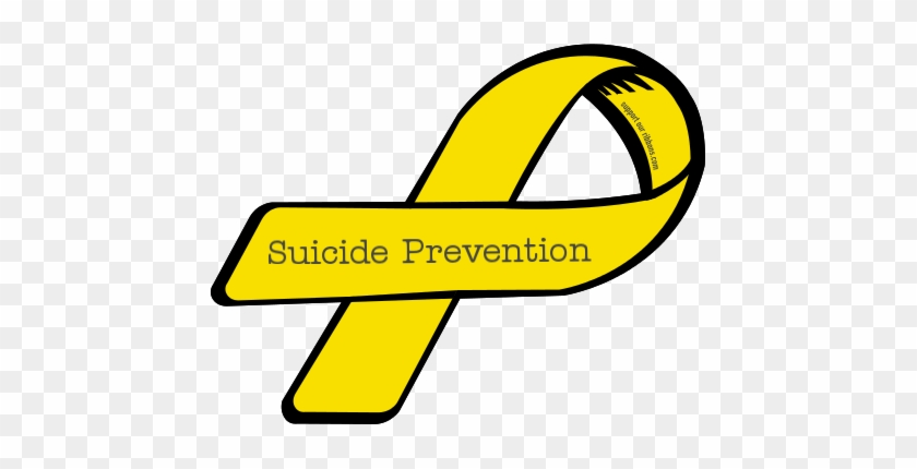 Suicide Prevention - Suicide Prevention Clip Art #7673