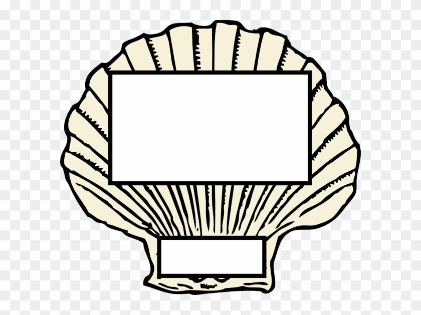 Shell Clip Art #7716