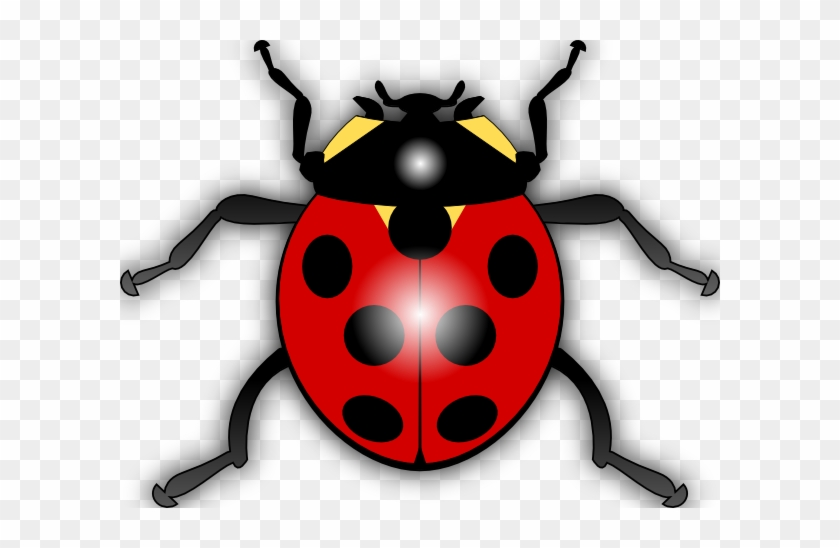 Free Vector Jilagan Ladybug Clip Art - Animated Picture Of A Ladybug #7740