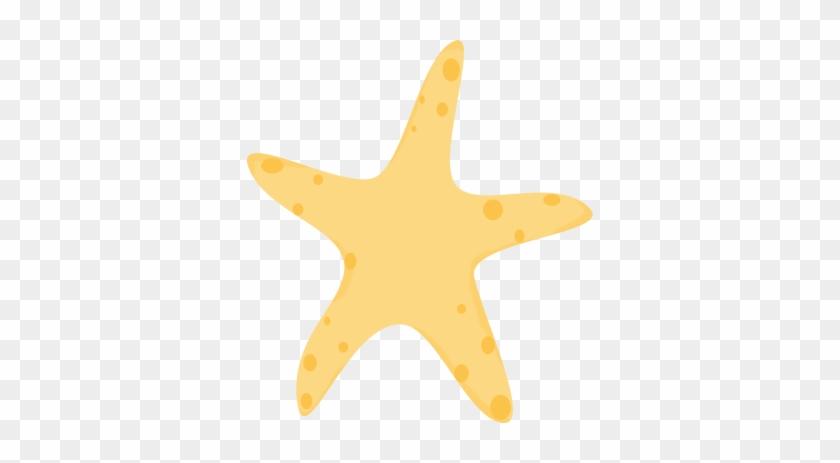Summer Clipart Starfish - Clipat Png Stafish #7797