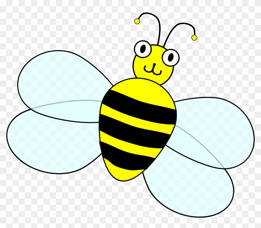 Clipart Spelling Bee Contest Mascot - Animals With Wings Clipart #7807
