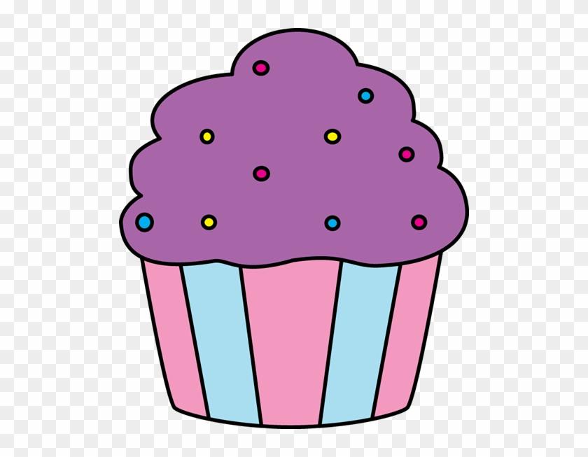 Cupcake Clip Art - Cupcake Clipart #7825