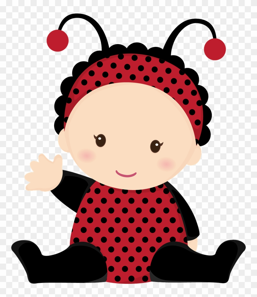 Baby Ladybug, Clipart Baby, Baby Cards, Baby Items, - Ladybug Invitations Baby Shower #7854
