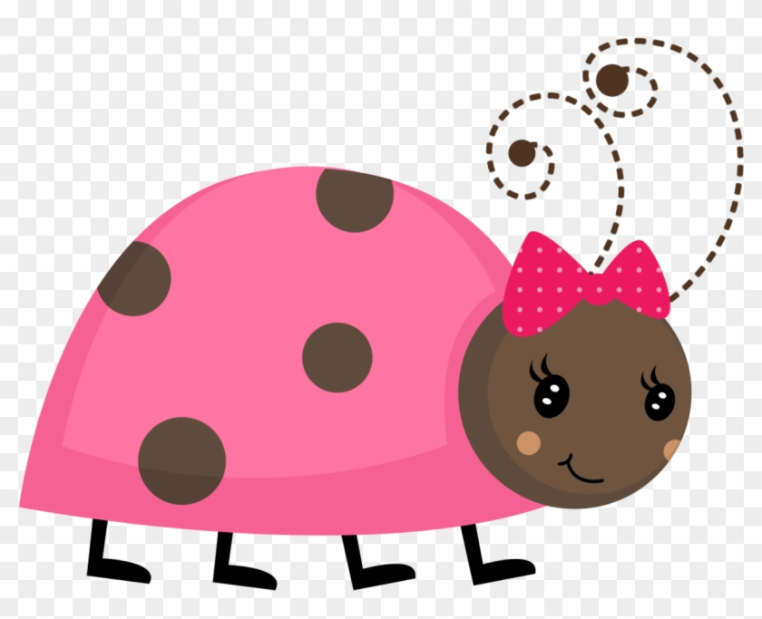 Pink Clip Art - Pink Ladybug Clipart - Free Transparent PNG Clipart