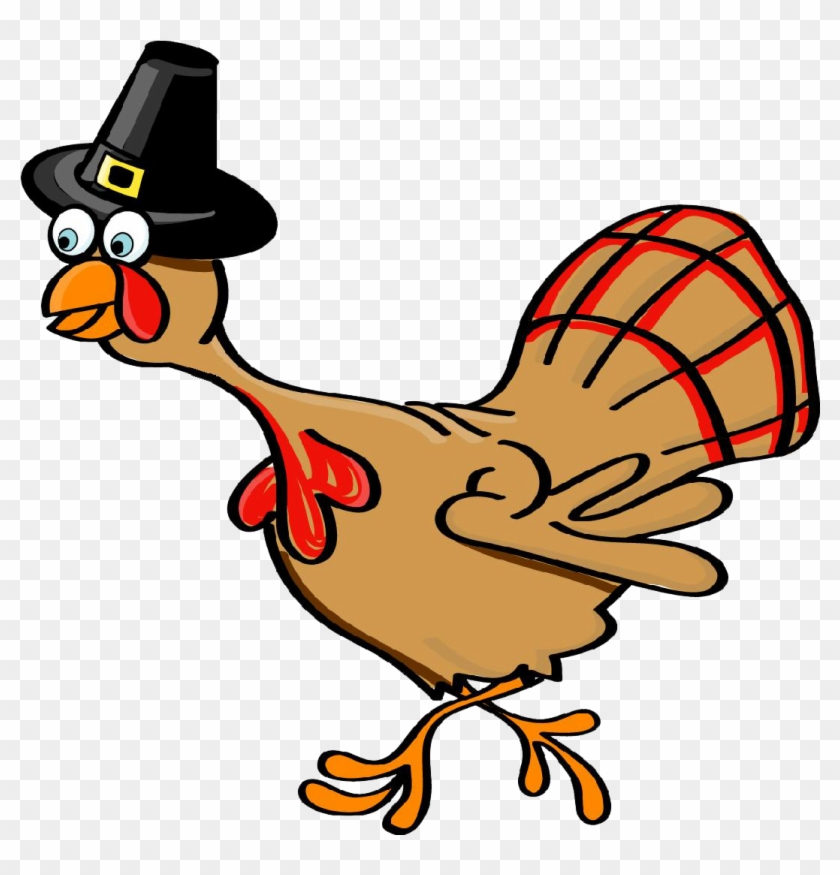 Thanksgiving Clip Art Free Funny - Thanksgiving Parade Clip Art #7878
