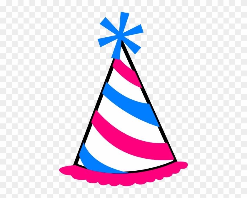 Birthday Hat Clip Art #7905