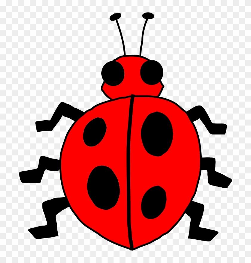 Inspiring Ideas Bug Clipart Ladybug Lady Clip Art At - Clipart Image Of Bug #7904