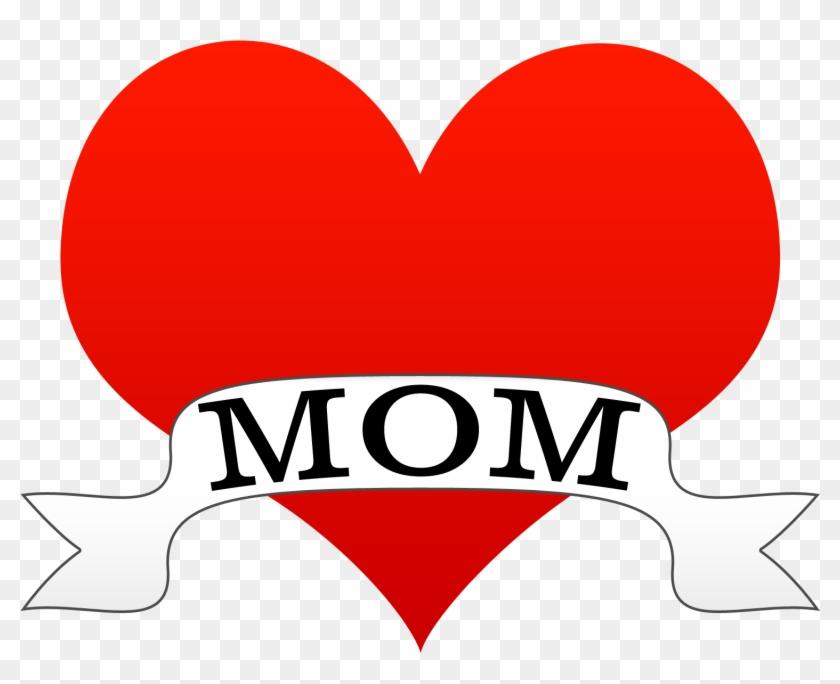 Mother Heart Clipart - Clip Art #7935