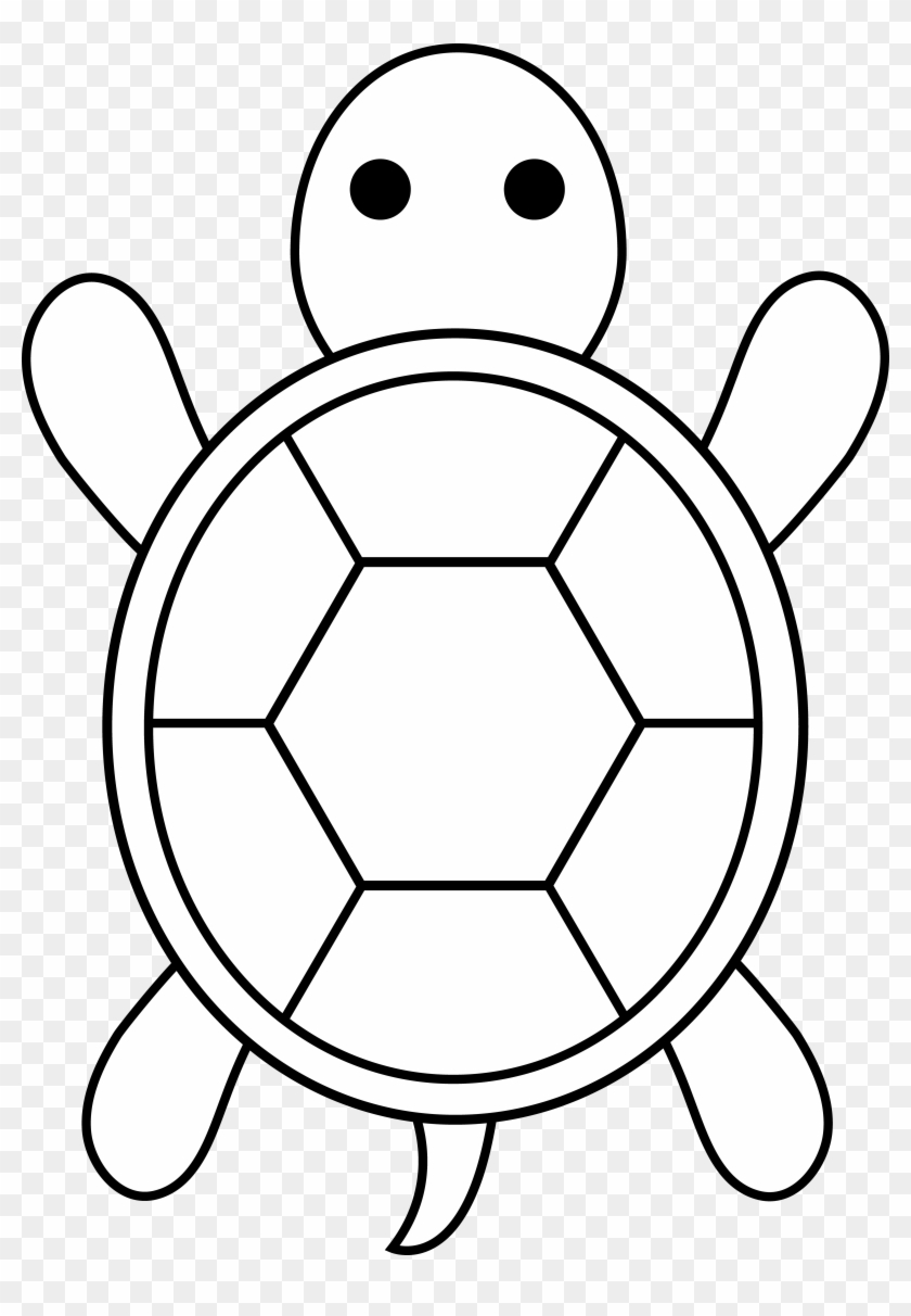 Turtle For Applique - Cute Turtle Drawing Easy #8100