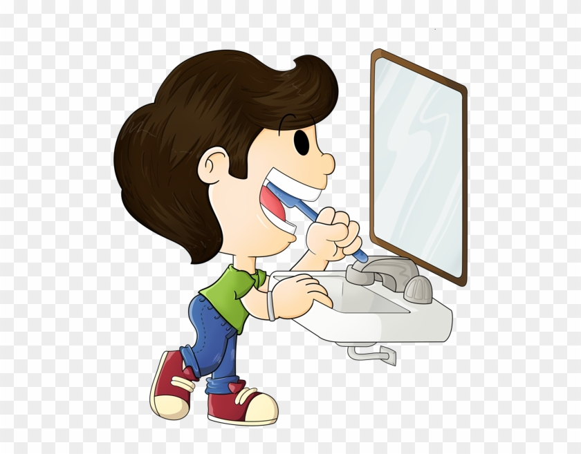 Clip Art For Hygiene For Kids - Good Oral Hygiene Clipart #8116