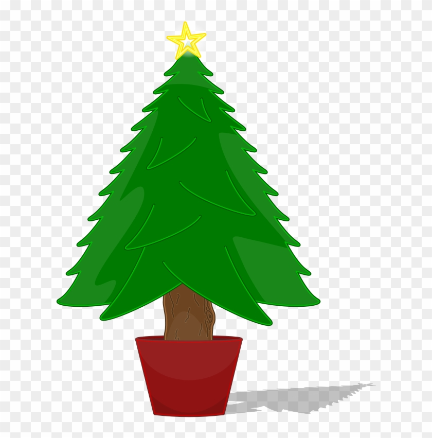 Free To Use Public Domain Christmas Tree Clip Art - Christmas Tree Clip Art #832