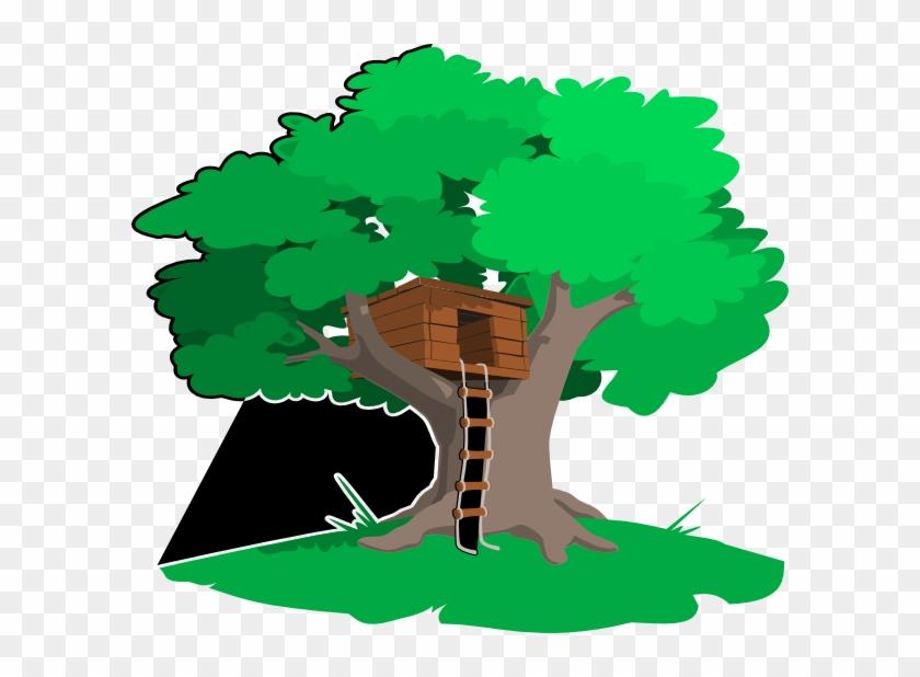 tree house clip art clip art tree house free transparent png rh clipartmax com  tree house clip art free