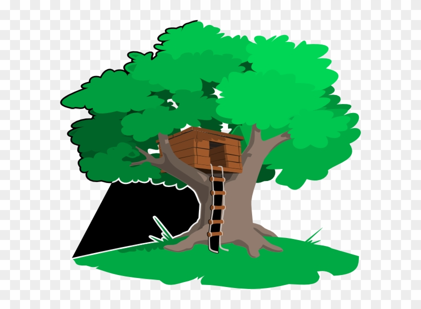 tree house clip art clip art tree house free transparent png rh clipartmax com tree house clipart free tree house clipart free