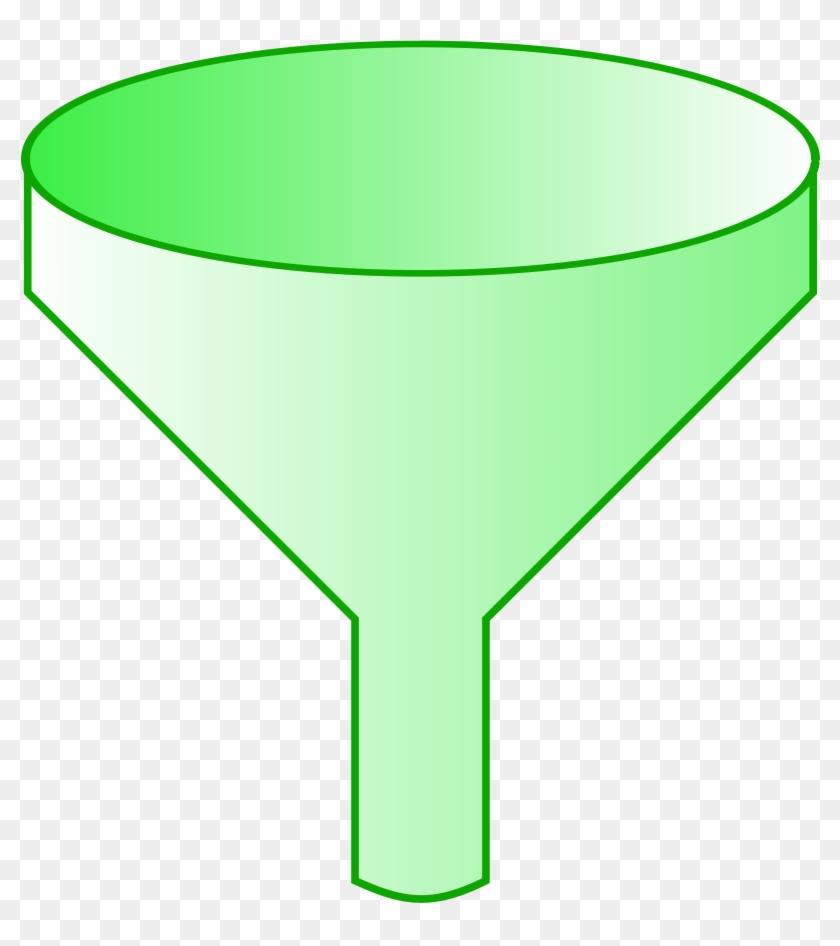 Funnel Clipart - Clip Art #8177