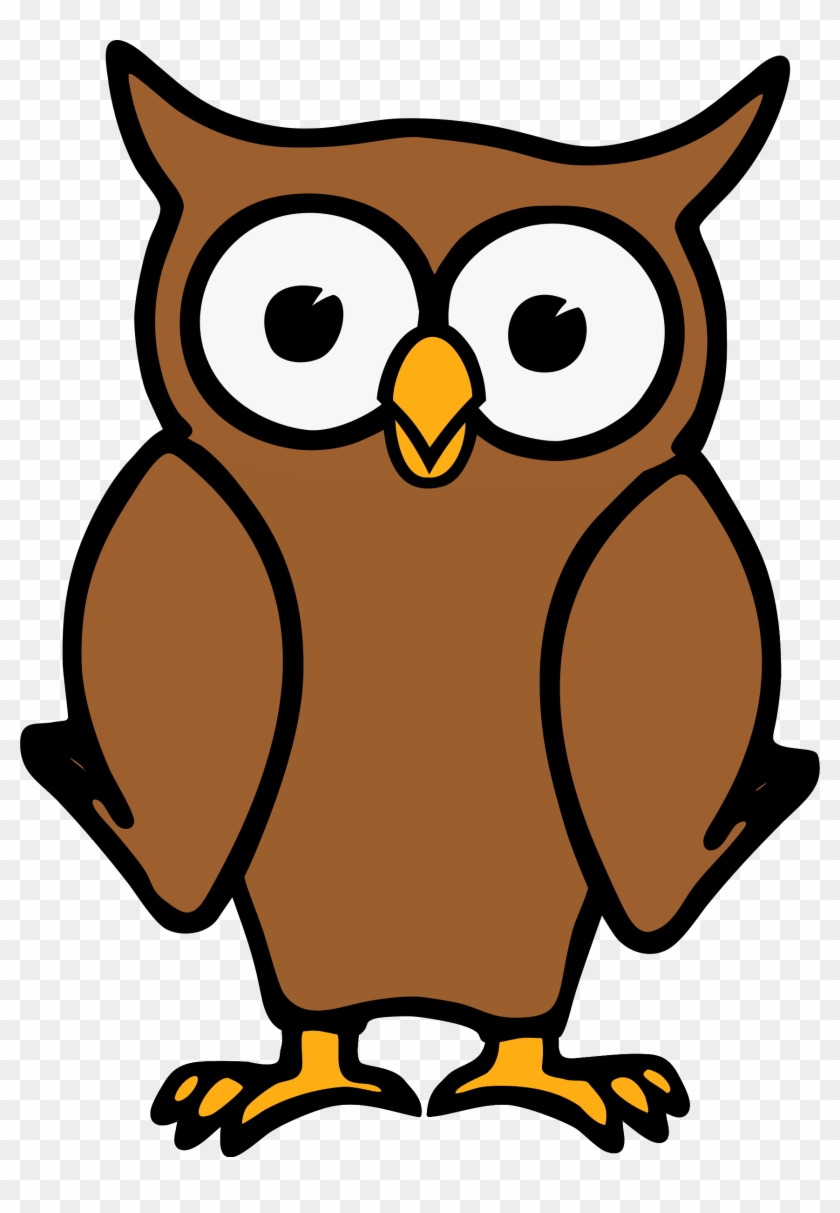 Clipart Of Owl - Clip Art Image Of Owl #8202