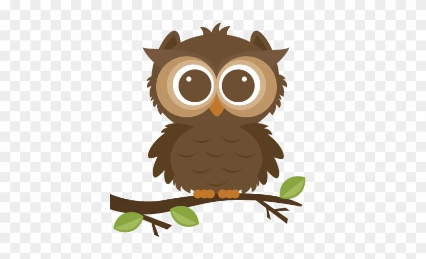 Free Owl Clip Art - Owl Clipart #8205