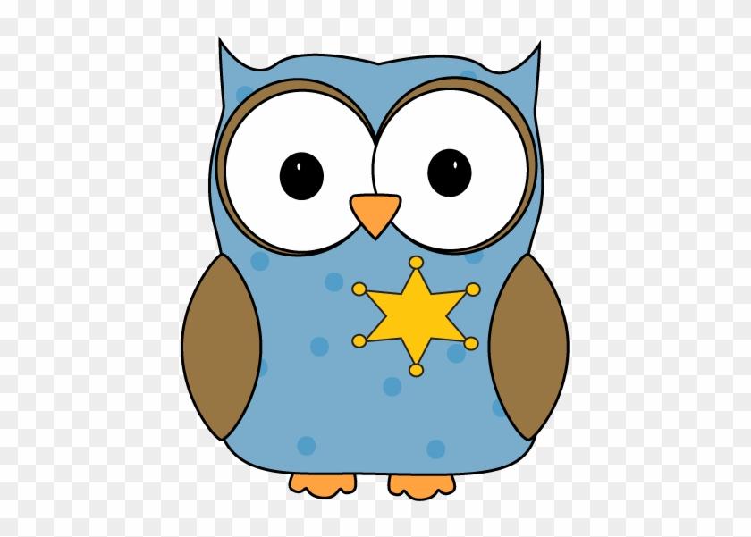 Owl Classroom Sheriff Or Monitor - Joy Orbison Hyph Mngo #8257