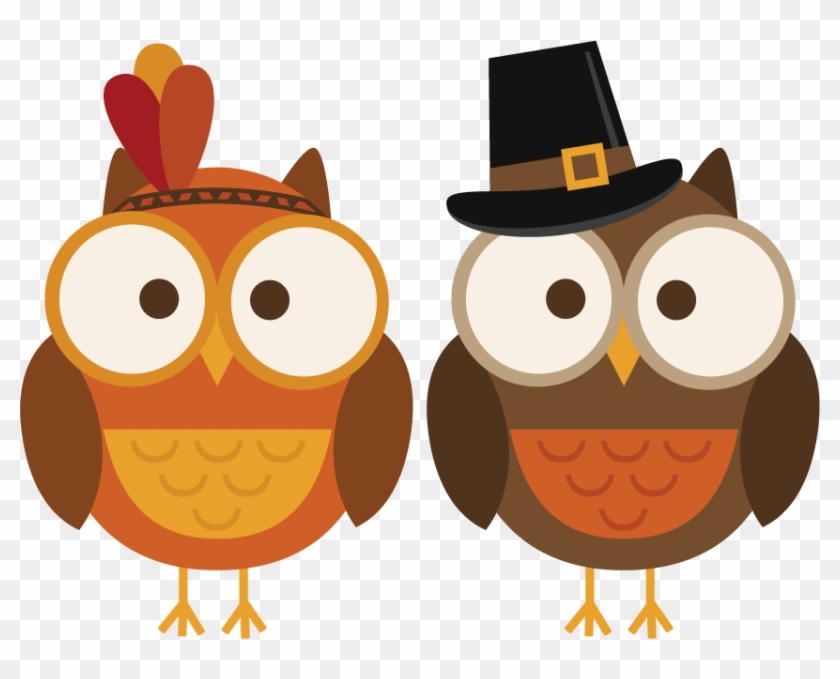 Free Thanksgiving Clipart Stock Images Pilgrims Owls - Thanksgiving Clip Art #8266