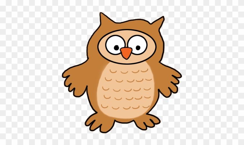 Baby Owl Clipart - Owl #8267