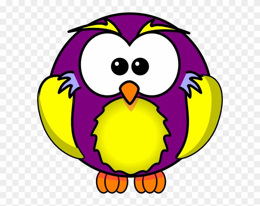 Clipart Info - Cartoon Owl Shower Curtain #8293