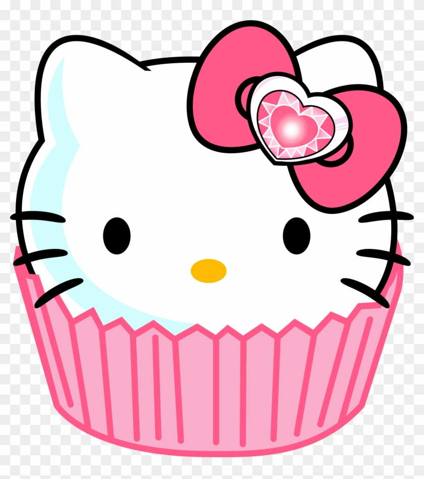 Hello Kitty Cupcakes Clipart Hello Kitty Clipart Free