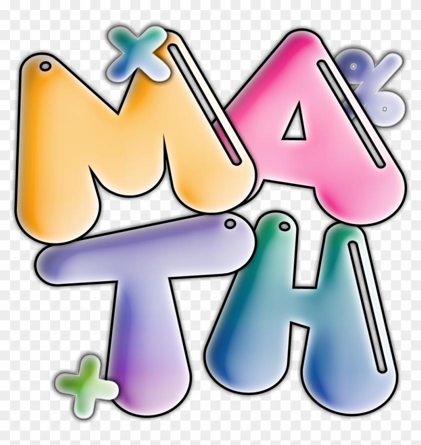 Math Clip Art Kids Clipart Image - Math Clipart Transparent #8423