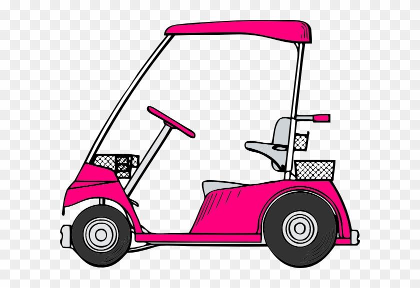 Golf Cart Vector Png #849