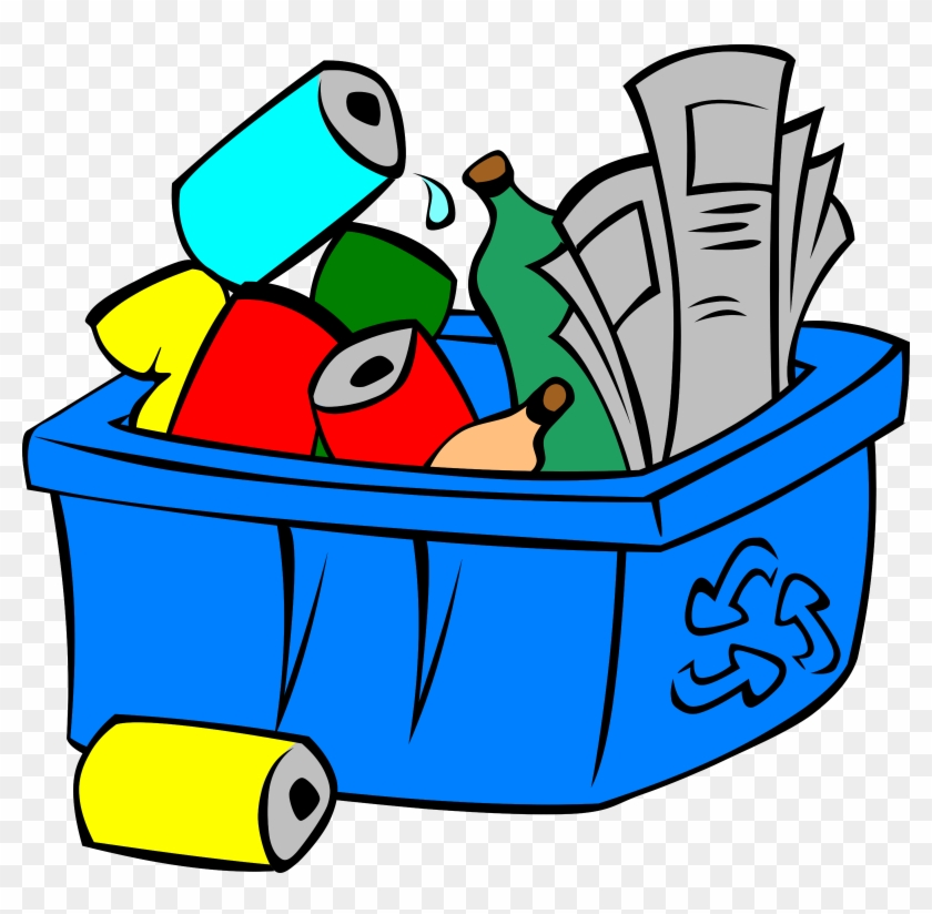 Recycling Clipart Images U0026amp Pictures - Recycling Clip Art #8494