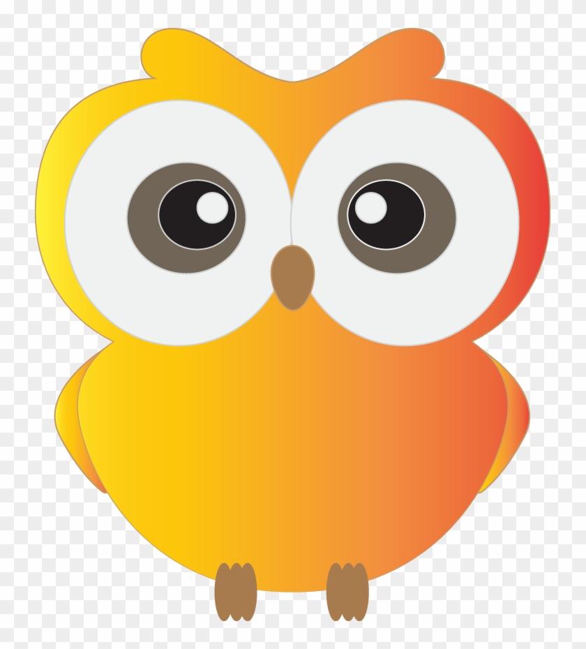 Cute Owl Clipart Owl Clip Art Elements Personal Andmercial - Owl Clip Art Hd #8514