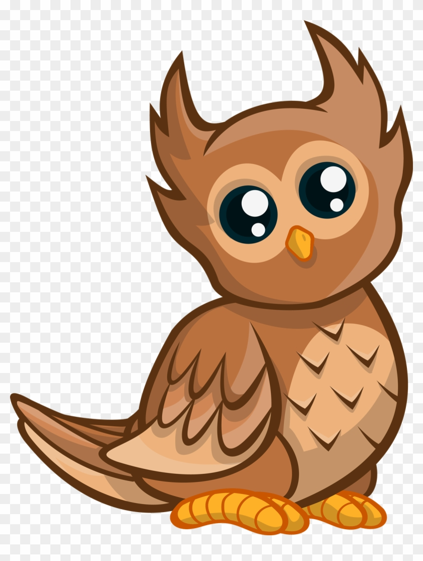 Owl Clip Art - Owls Clipart #8520