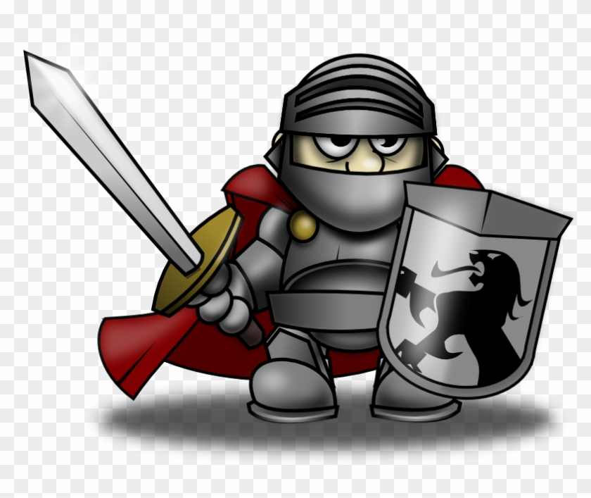 Caballero - Knight Clipart Png #8519