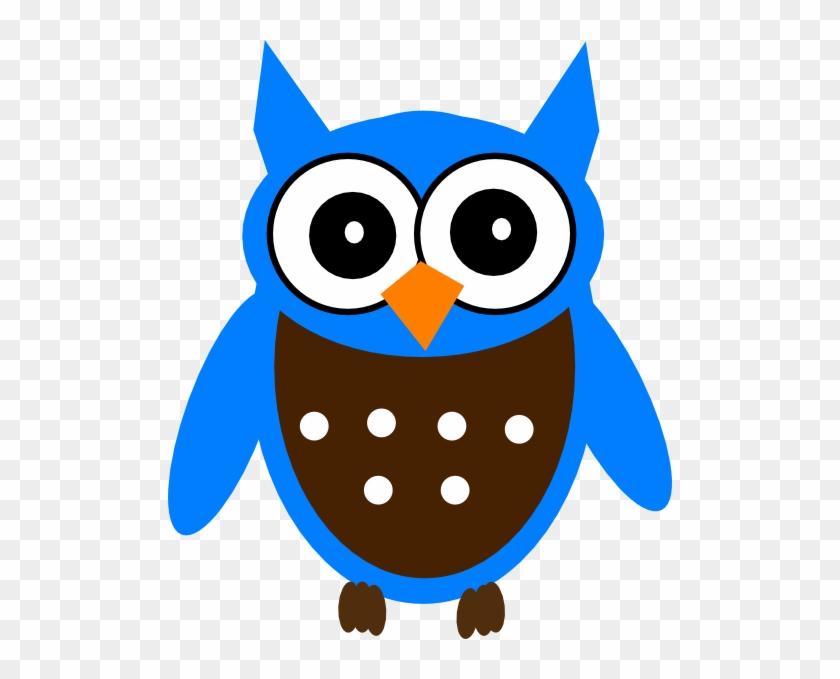 Blue Owl Clipart - Cute Cover Photos For Facebook #8564