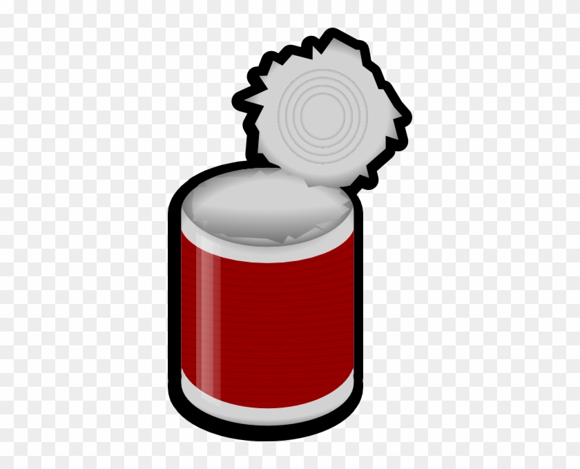 Can Clipart Tin Can Clip Art At Clker Vector Clip Art - Tin Cans Clipart #8565