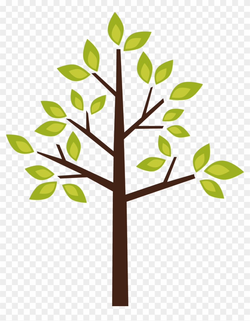 Tree Clipart Png Image 02 - Clipart Tree Png Png #865
