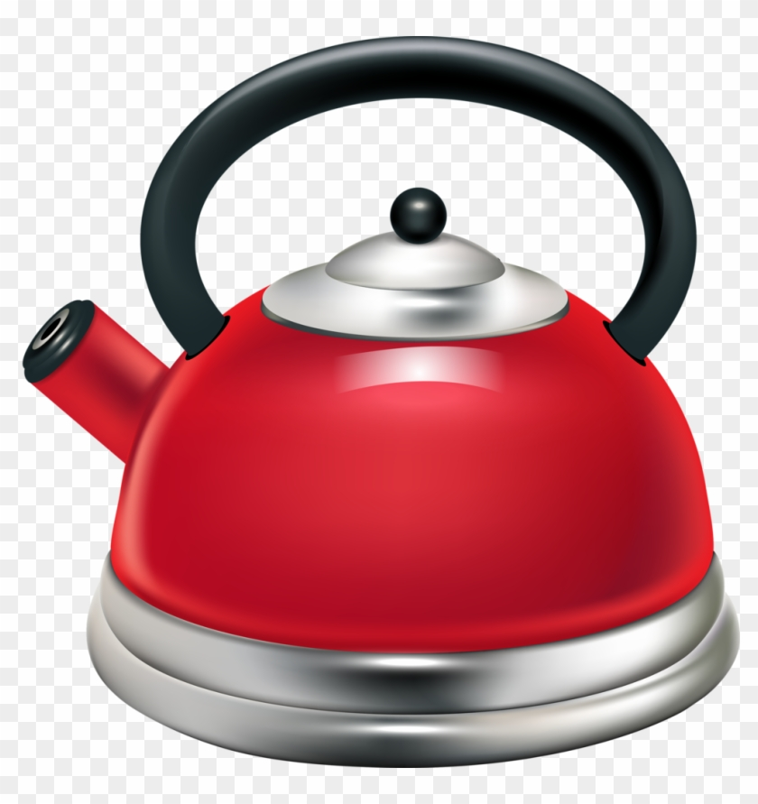 Kitchen Clipartfood - Kettle Images Clip Art #8686