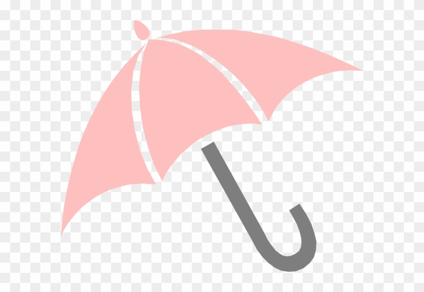 Baby Shower Umbrellas Clipart #8690