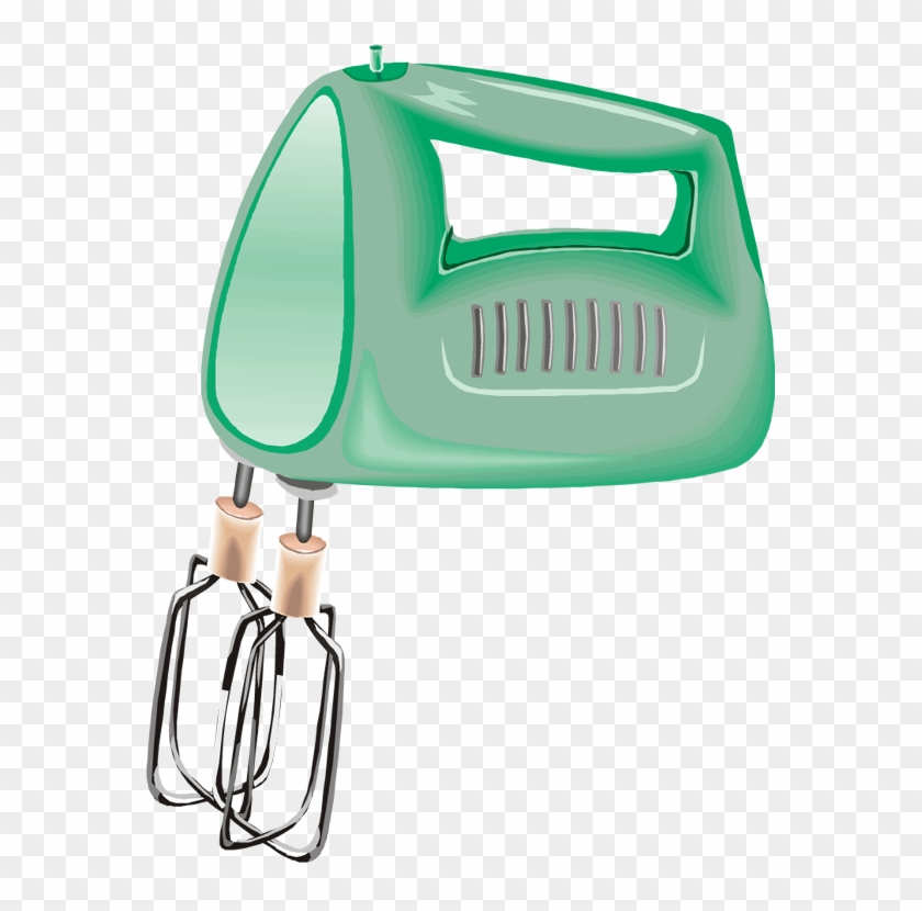 Kitchen Tools Clip Art Clipart Mixer - Kitchen Mixer Clip Art #8709