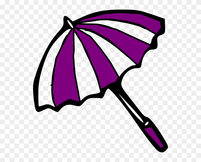 Clip Art Picture Of Umbrella #8754