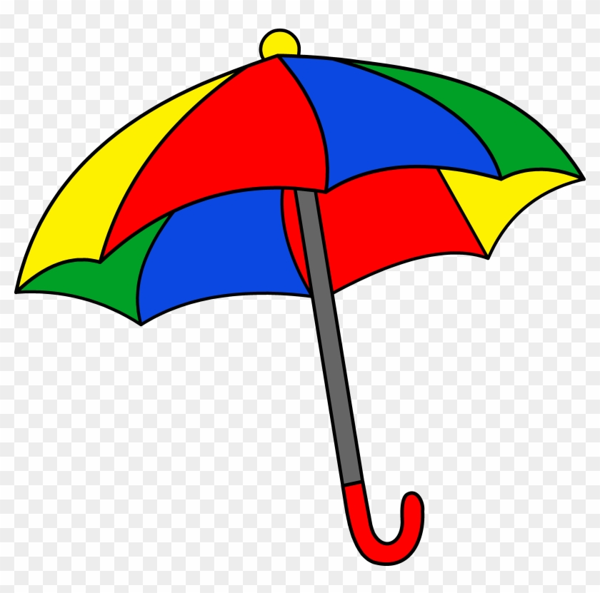 Umbrella Clipart - Umbrella #8795