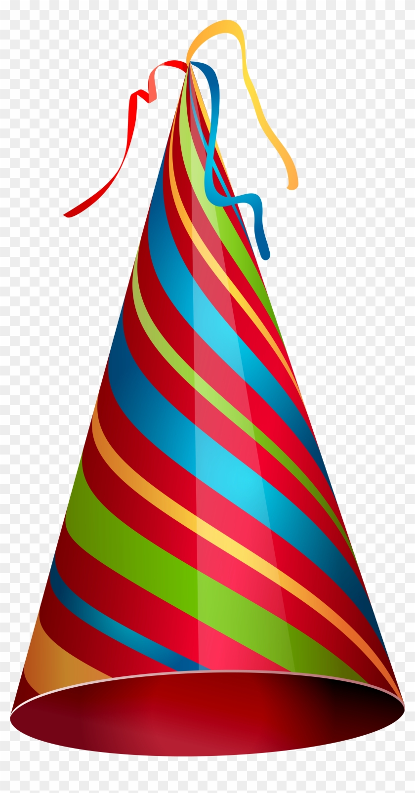 Birthday Party Hat Transparent Background #8778