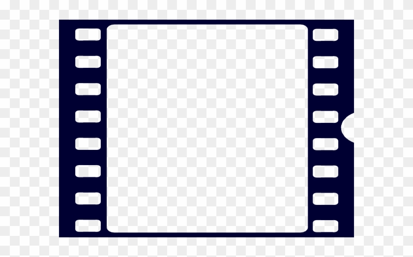 Movie Reel Film Strip Clip Art - ฟิล์ม รูป Png #8821