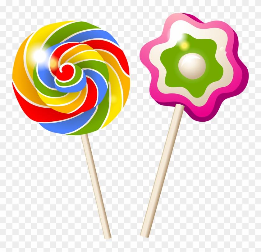 Clip Art - Simple Lollipop #8840