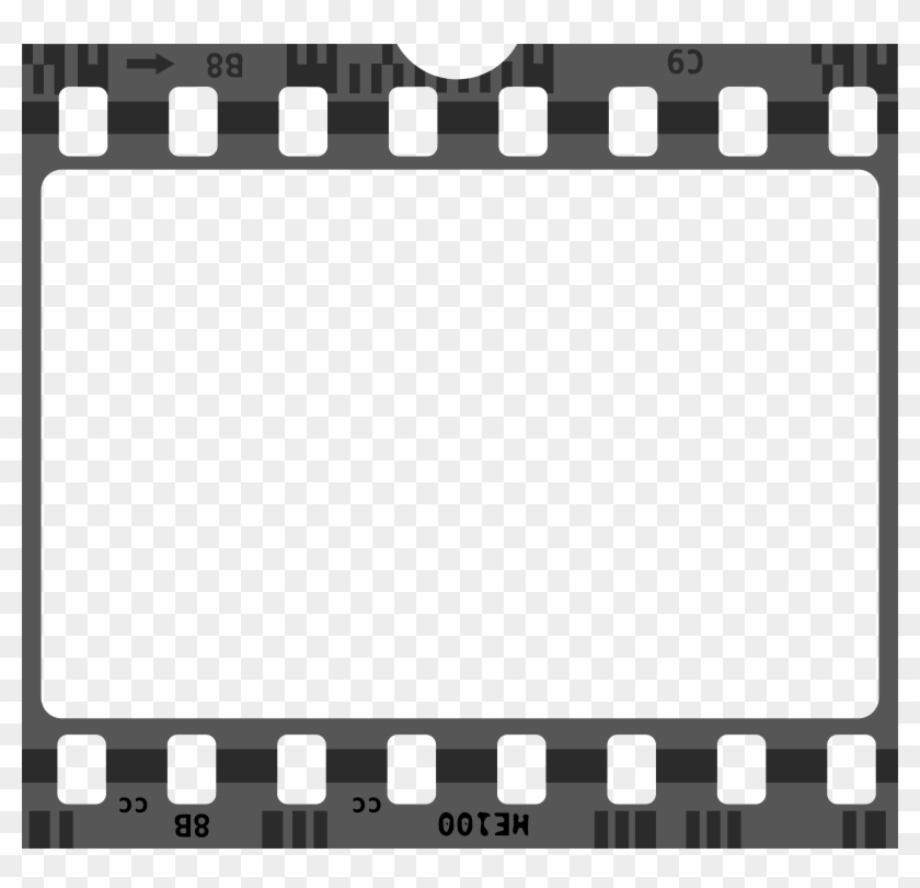 Clipart Microsoft Film Strip Clipart - Film Strip Png #8856