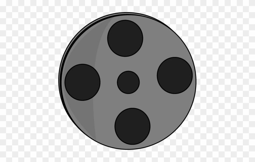 Movie Reel Clip Art - Clip Art #8864
