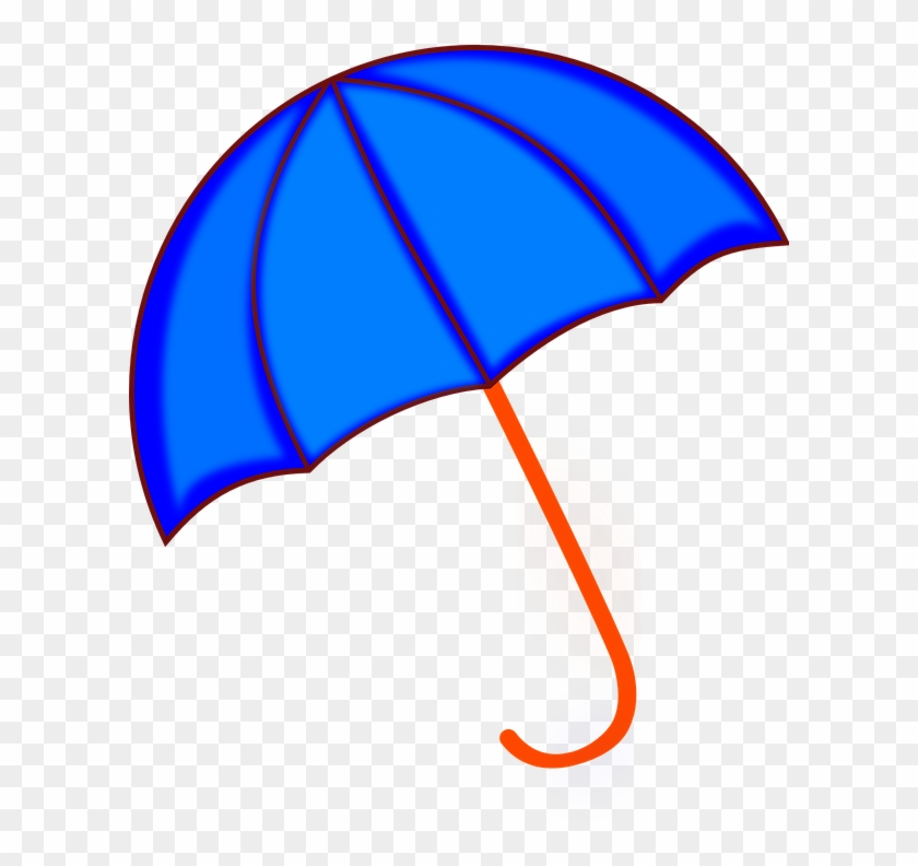 Umbrella Cartoon Clip Art #8868
