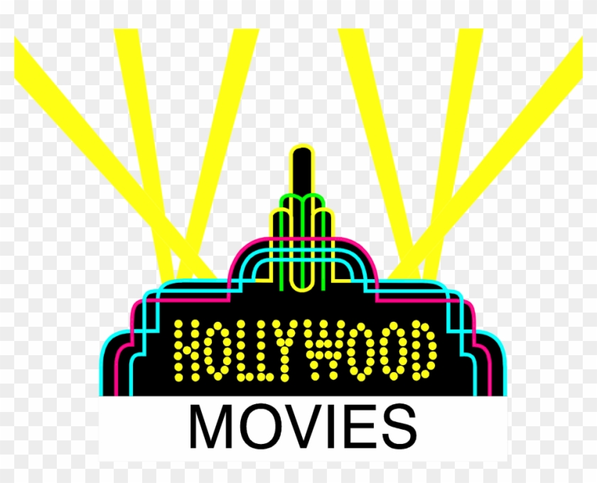 Free Clipart Movies Collection - Hollywood Clipart #8942
