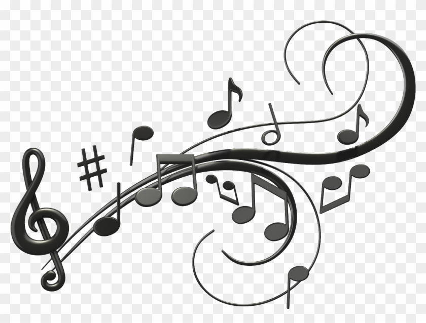 Music Notes Icon Clipart Web Icons Png - Transparent Background Musical Notes Clipart #8989